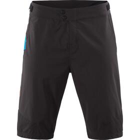 Cube Teamline Spodnie krótkie Mężczyźni, black'n'blue'n'red